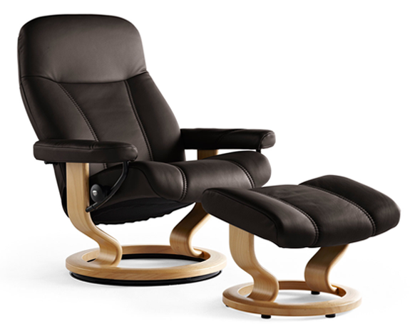Stressless Consul Leather Recliner Chairs : ambassador575x465 from www.ekornes.com size 575 x 465 jpeg 20kB