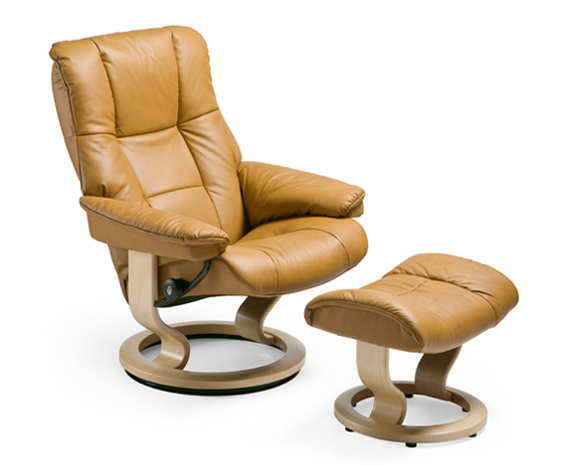 Leather Recliner chairs : Stressless Mayfair