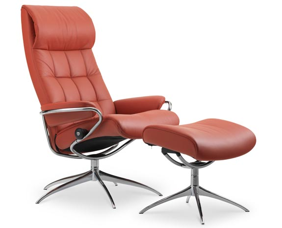 Stressless London High Back Stressless