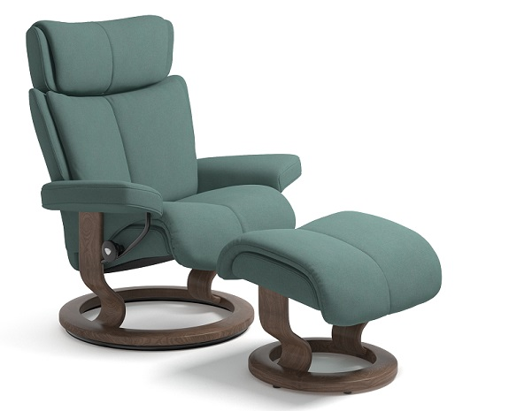 Stressless Magic Classic chair  sc 1 st  Ekornes & Stressless Magic | Stressless Leather Recliner Chairs islam-shia.org