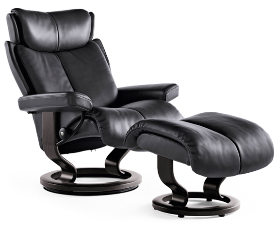 office recliners. stressless magic office recliners