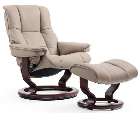 leather recliner chairs stressless mayfair. Black Bedroom Furniture Sets. Home Design Ideas