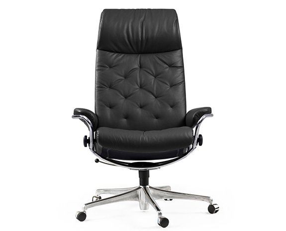 Office Chairs Ergonomic Leather Office Chairs From Stressless - Offic chairs