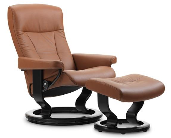 Stressless President Classic chair Ekornes