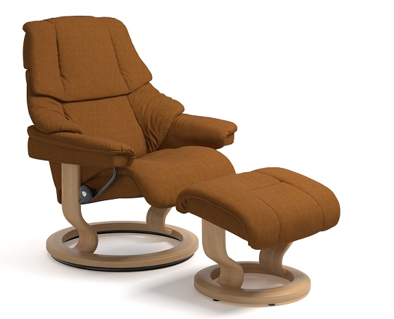 stressless reno leather recliner chairs stressless. Black Bedroom Furniture Sets. Home Design Ideas