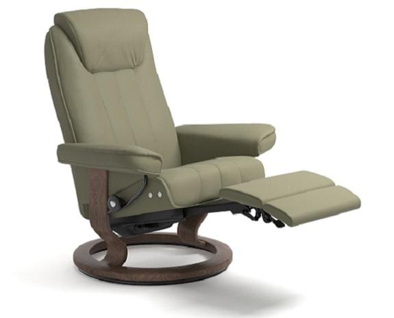 Stressless Sessel Lübeck : Leather recliner chairs scandinavian comfort recliners