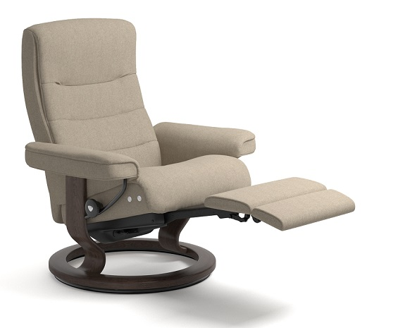Stressless Nordic Classic LegComfort  sc 1 st  Ekornes & Leather Recliner Chairs | Scandinavian Comfort Chairs | Recliners islam-shia.org