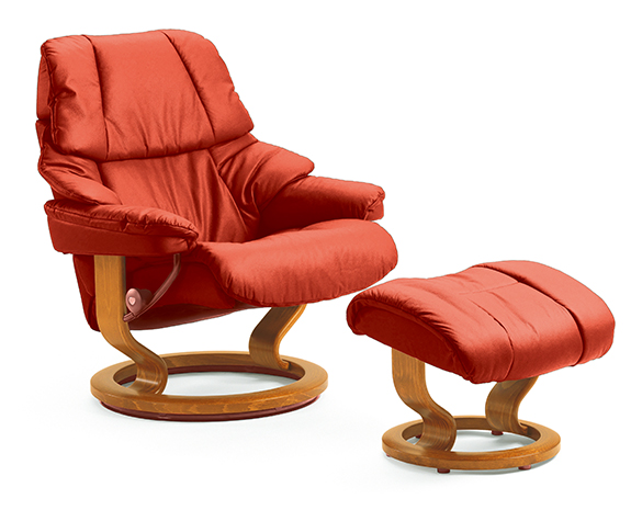 Stressless Reno | Leather Recliner Chairs