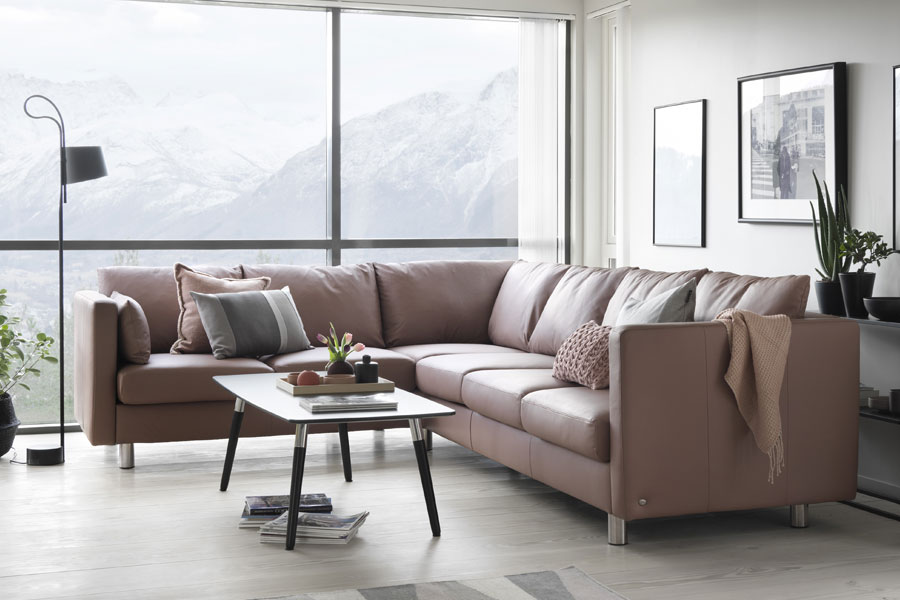 Stressless e400 stressless for Sofa zusammenstellen