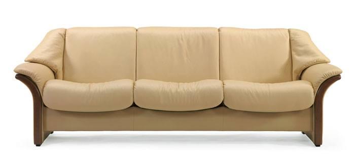stressless eldorado lowback sofa modern recliner leather sofa. Black Bedroom Furniture Sets. Home Design Ideas