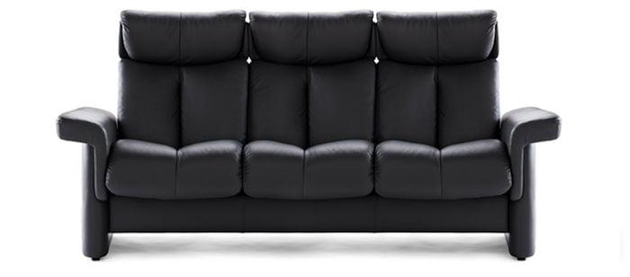 Elegant Stressless Legend 3 Seater