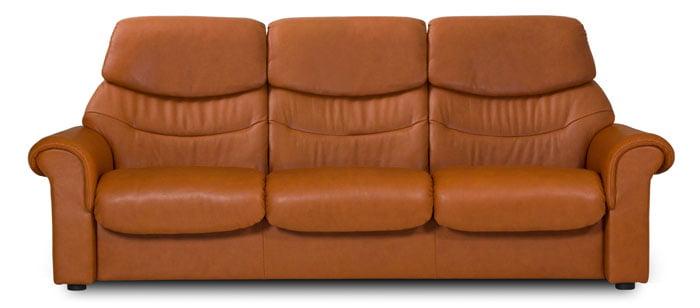 stressless liberty high back sofa modern recliner leather sofa. Black Bedroom Furniture Sets. Home Design Ideas