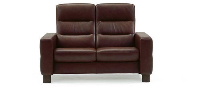 stressless wave highback sofa modern recliner leather sofa. Black Bedroom Furniture Sets. Home Design Ideas