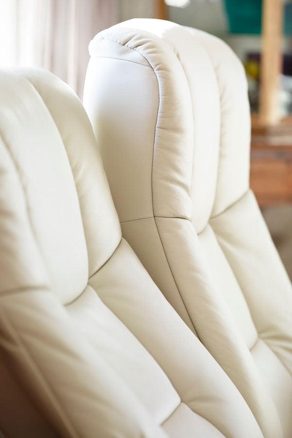 Stressless Windsor Lowback Sofa Modern Recliner Leather Sofa
