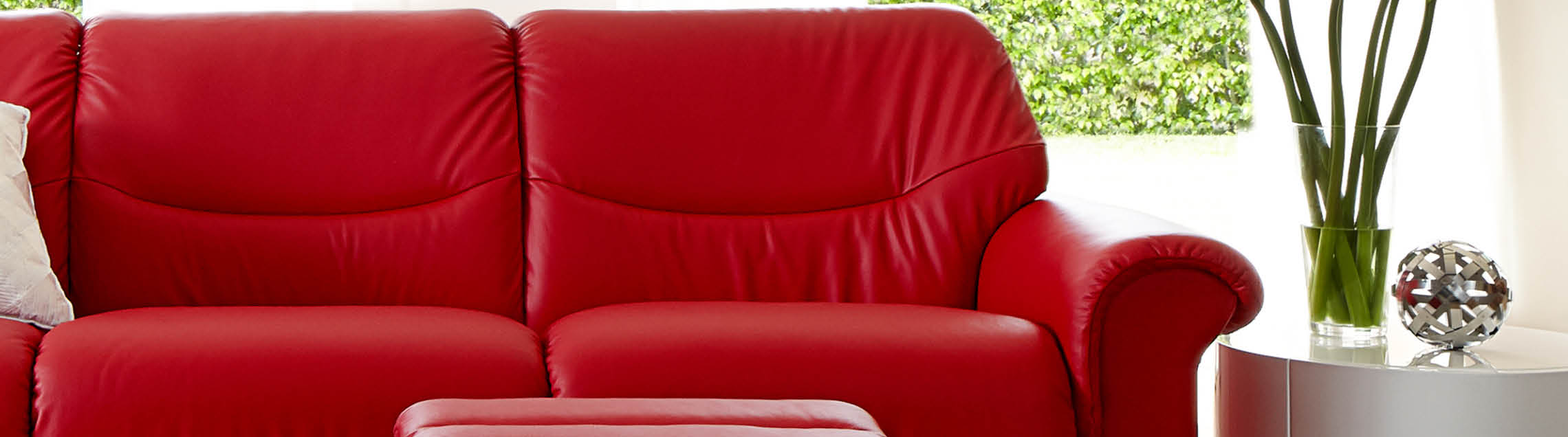 Stressless Eldorado Highback Sofa Modern Recliner Leather Sofa