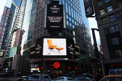 Times Square Stressless
