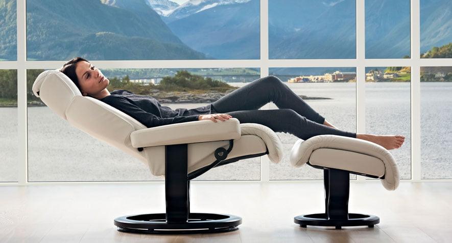 stressless city chair. Black Bedroom Furniture Sets. Home Design Ideas