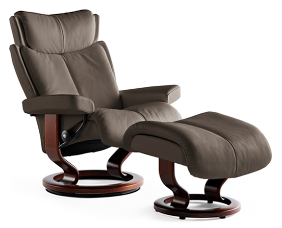 Stressless Magic Stressless Leather Recliner Chairs