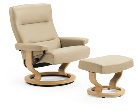 Leather Recliner chairs Stressless Chelsea