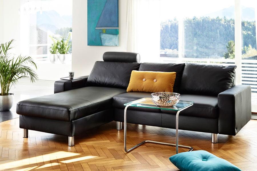 stressless e200 modern recliner leather sofa. Black Bedroom Furniture Sets. Home Design Ideas